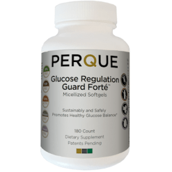 PERQUE Glucose Regulation Guard Forte 180 gels PER185