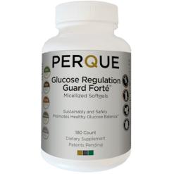 PERQUE Glucose Regulation Guard Forte 180 gels PER185