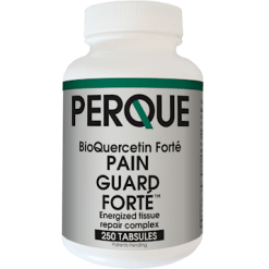 PERQUE Pain Guard Forte 250 tablets PAING