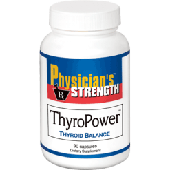 Physicians Strength ThyroPower 90 caps THY66