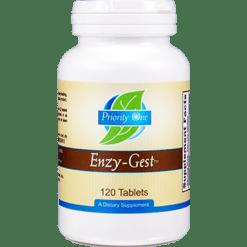 Priority One Vitamins Enzy Gest 120 tabs ENZYG