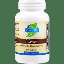 Priority One Vitamins I Comp 60 tablets ICOM1