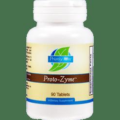 Priority One Vitamins Protozyme 90 tabs PR103