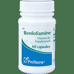 ProThera Benfotiamine 60 caps P01275