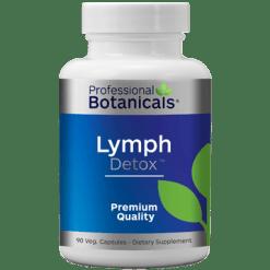 Professional Botanicals Lymph Detox 90 capsules PB1500