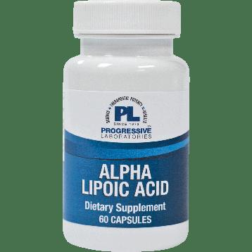 Progressive Labs Alpha Lipoic Acid 60 caps ALP18