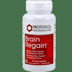 Protocol For Life Balance Brain Regain™ 90 vegcaps BRARE