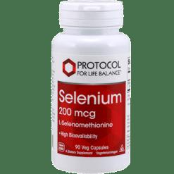 Protocol For Life Balance Selenium 200 mcg 90 vegetarian capsules SEL34