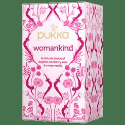 Pukka Herbs Inc. WomanKind 20 sachets P00504