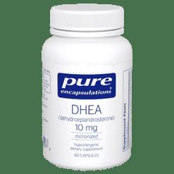 Pure Encapsulations DHEA micronized 10 mg 60 vcaps DHE24