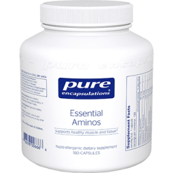 Pure Encapsulations Essential Aminos 180 vegcaps ESS11