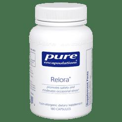 Pure Encapsulations Relora 180 vcaps RELO3