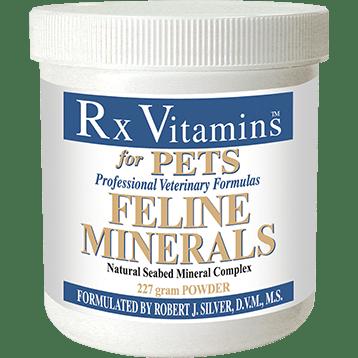 Rx Vitamins for Pets Feline Minerals Powder 227 g FELM