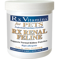 Rx Vitamins for Pets Rx Renal Feline Powder 2.12 oz RX8118