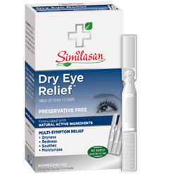 Similasan USA Dry Eye Relief 20 singles S00139