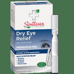 Similasan USA Dry Eye Relief 20 singles S00139