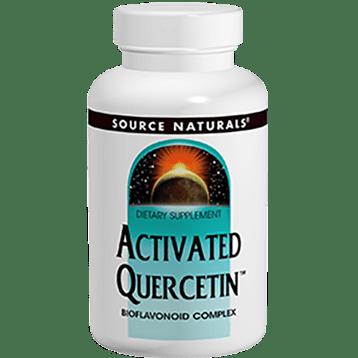 Source Naturals Activated Quercetin 100 capsules SN7463