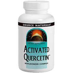Source Naturals Activated Quercetin 50 tabs SN6892