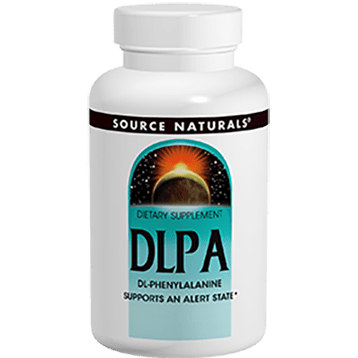 Source Naturals DL Phenylalanine 750 mg 60 tabs SN0165