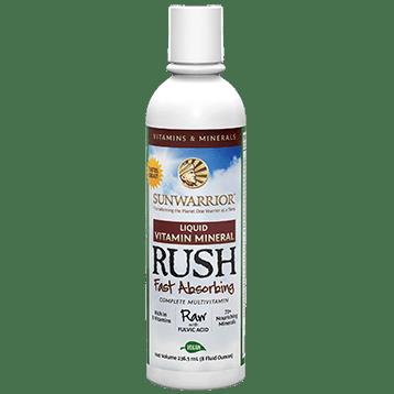 Sunwarrior Vitamin Mineral Rush 8 oz S46296