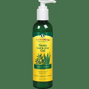 Theraneem Neem Leaf Aloe Gel Original 8 fl oz TH0093
