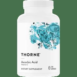 Thorne Research Ascorbic Acid Caps 1 g 250 caps T49019