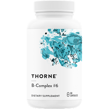 Thorne Research B Complex 6 60 caps T06036