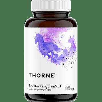 Thorne Research Bacillus CoagulansVET 60 caps T97587