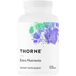 Thorne Research Extra Nutrients 240 vegcaps T17066