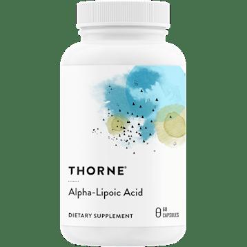 Thorne Research Thiocid 300 Alpha Lipoic Acid 60 vegcaps T97012
