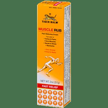 Tiger Balm Muscle Rub 2 oz TIGM1