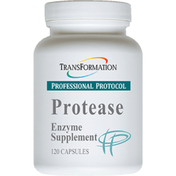 Transformation Enzyme Protease 120 capsules T40085