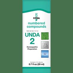 Unda Unda 2 0.7 fl oz UNDA2