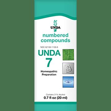 Unda Unda 7 0.7 fl oz UNDA7