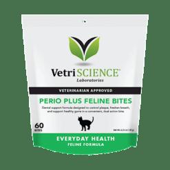 Vetri Science Perio Plus Feline Bites 60 bites V00248