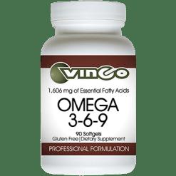 Vinco Omega 3 6 9 90 gels VO369