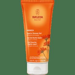 Weleda Body Care Arnica Sports Shower Gel 6.8 oz W93688