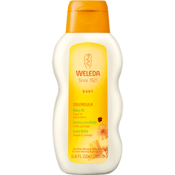 Weleda Body Care Calendula Baby Oil 6.8 fl oz W96553