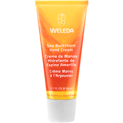 Weleda Body Care Sea Buckthorn Hand Cream 1.7 fl oz W97499