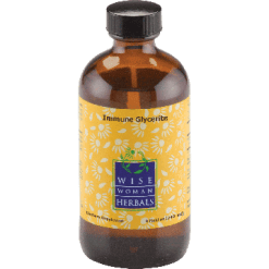 Wise Woman Herbals Immune Glycerite 8 oz CHI16