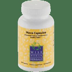 Wise Woman Herbals Maca Capsules 90 caps MAC10