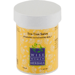 Wise Woman Herbals Tea Tree Salve 1 oz TEA6