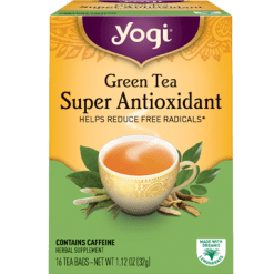 Yogi Teas Green Tea Super Antioxidant 16 bags Y45036