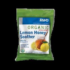 Zand Herbal Lemon Honey Soother Herbalozenge 2 12 bags Z0027