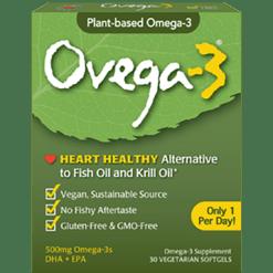 iHealth Ovega Vegetarian Omega 30 softgels A05027