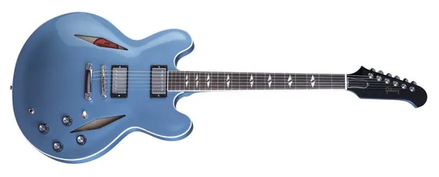 Gibson Releases The Dave Grohl ES 335 2014 11 12 Premier Guitar