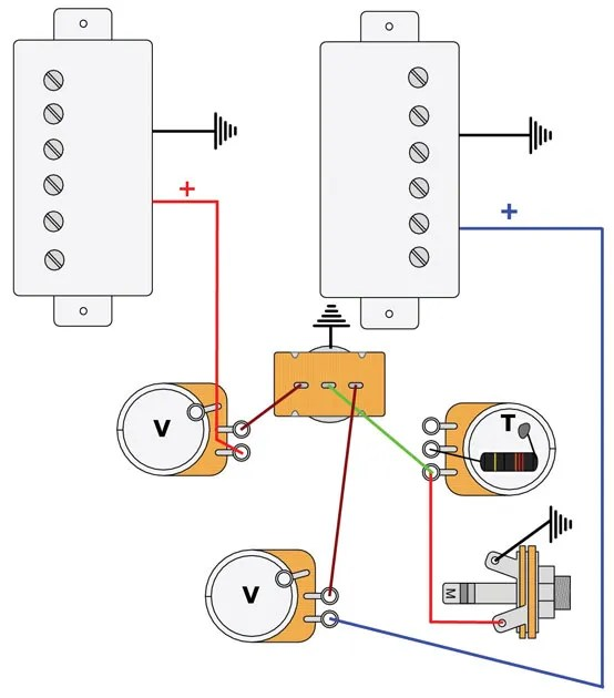 diagram les paul wiring diagram 2 full version hd quality