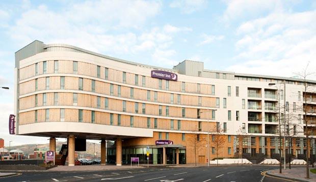 Hotels in belfast