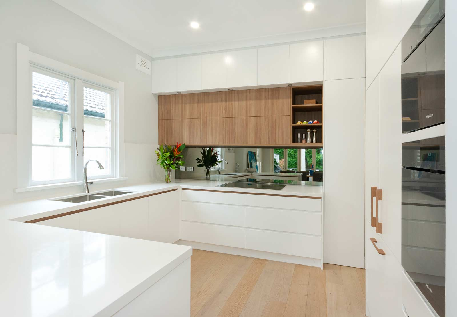 Contemporary Kitchen Design, Willoughby | Premier Kitchens on Modern Kitchens  id=84353
