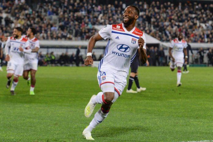 Moussa Dembele, Lyon.
